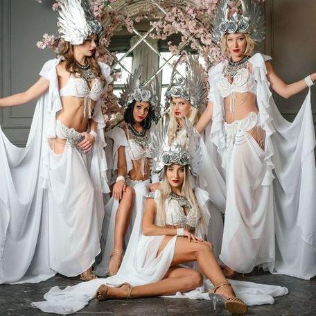 Закажите выступление Шоу-балет Luxury Women на свое мероприятие в Москва