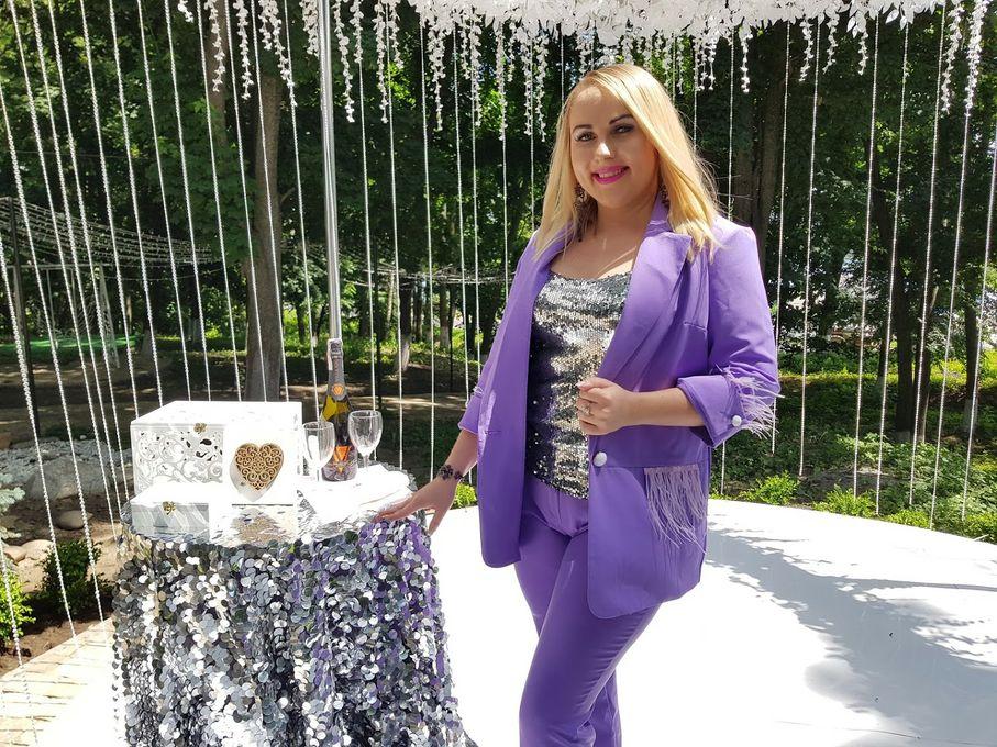 Вікторія Тютюнова - Ведущий или тамада  - Винница - Винницкая область photo