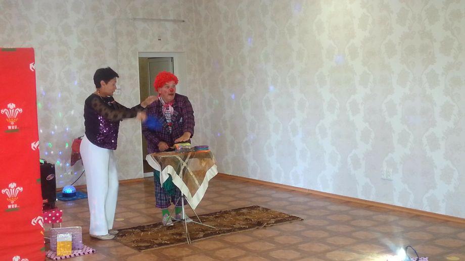 владимир - Клоун Фокусник  - Ивано-Франковск - Ивано-Франковская область photo