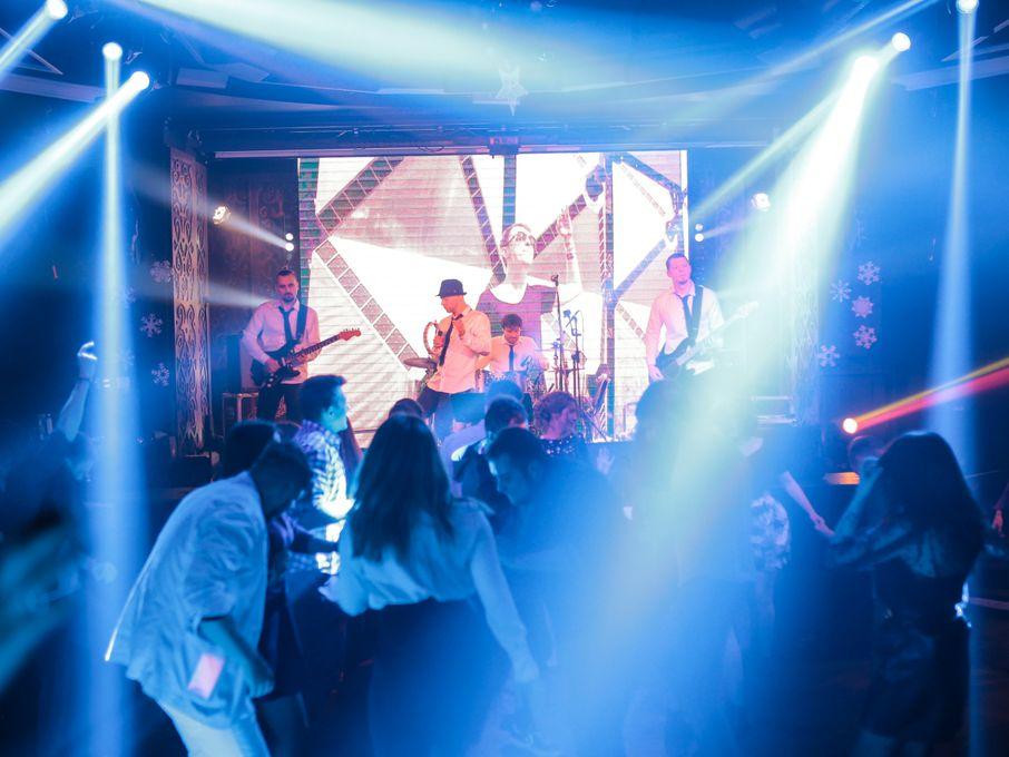 Men in Black Band - Музыкальная группа  - Киев - Киевская область photo