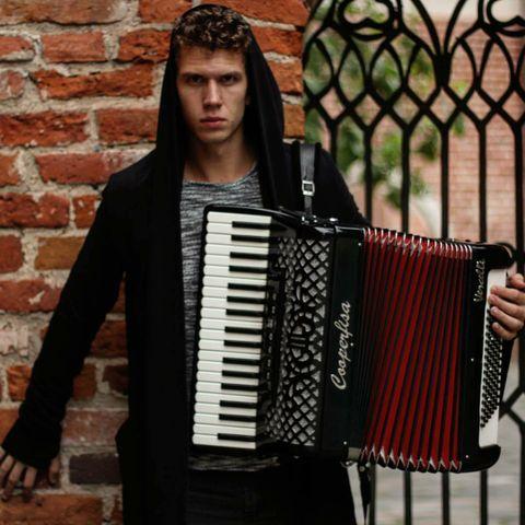Pavlo Khadkevych - Музыкант-инструменталист , Киев,  Аккордеонист, Киев