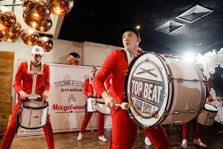 """Барабанное шоу """"Top Beat"""" - Ансамбль  - Москва - Московская область photo"""