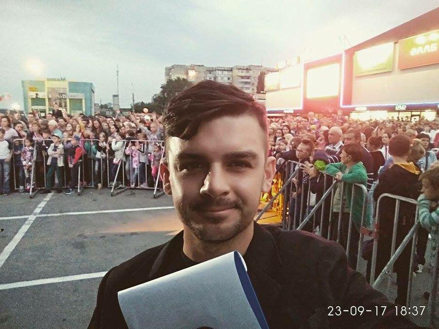 Александр Дорошенко - Ведущий или тамада  - Запорожье - Запорожская область photo
