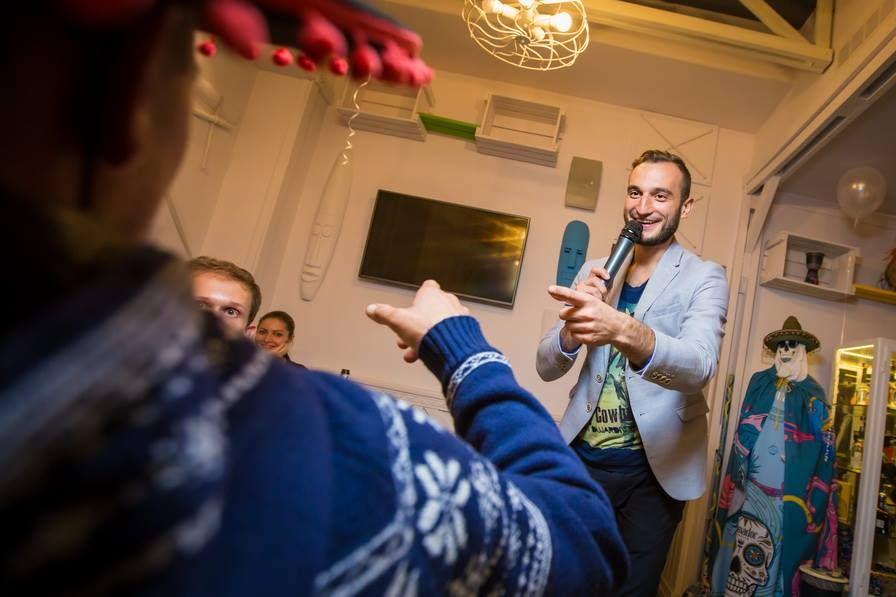 Роман Зварич - Ведущий или тамада Комик Организация праздничного банкета  - Киев - Киевская область photo