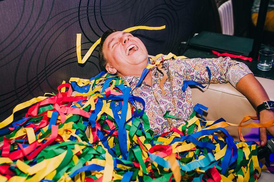 Алексей Рогозин - Ведущий или тамада Организация праздников под ключ  - Киев - Киевская область photo