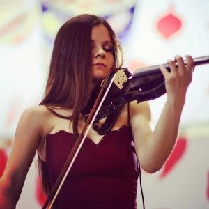 Elena Kostas - шоу- скрипачка, электроскрипка - Музыкант-инструменталист  - Москва - Московская область photo