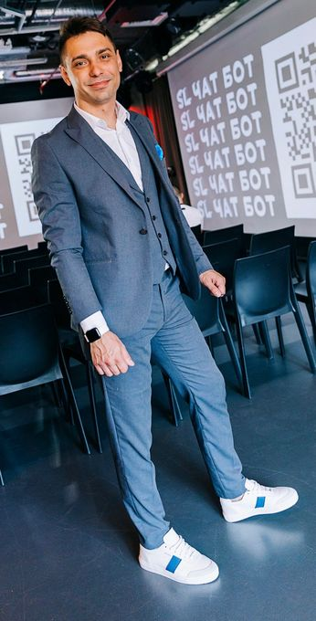 Андрей Сивак - Ведущий или тамада Организация праздничного банкета  - Винница - Винницкая область photo