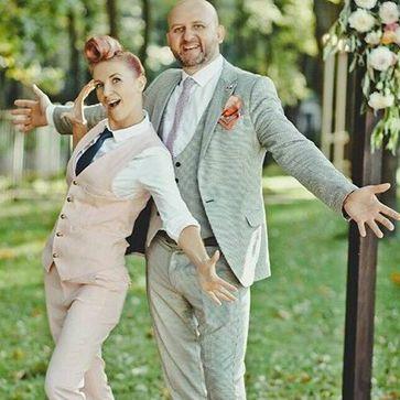 Закажите выступление Дуэт ведущих Kleimenoff Вадим и Леся Клеймёновы на свое мероприятие в Киев