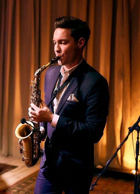 Закажите выступление Saxophonist Pavel Barabashchuk на свое мероприятие в Киев
