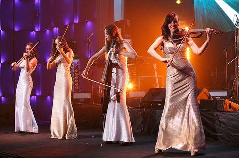 """Закажите выступление String quartet """"Gravitation"""" на свое мероприятие в Киев"""