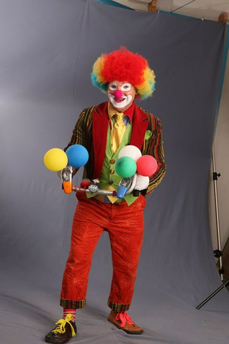 Клоун Гоша - Клоун Аниматор  - Днепропетровск - Днепропетровская область photo
