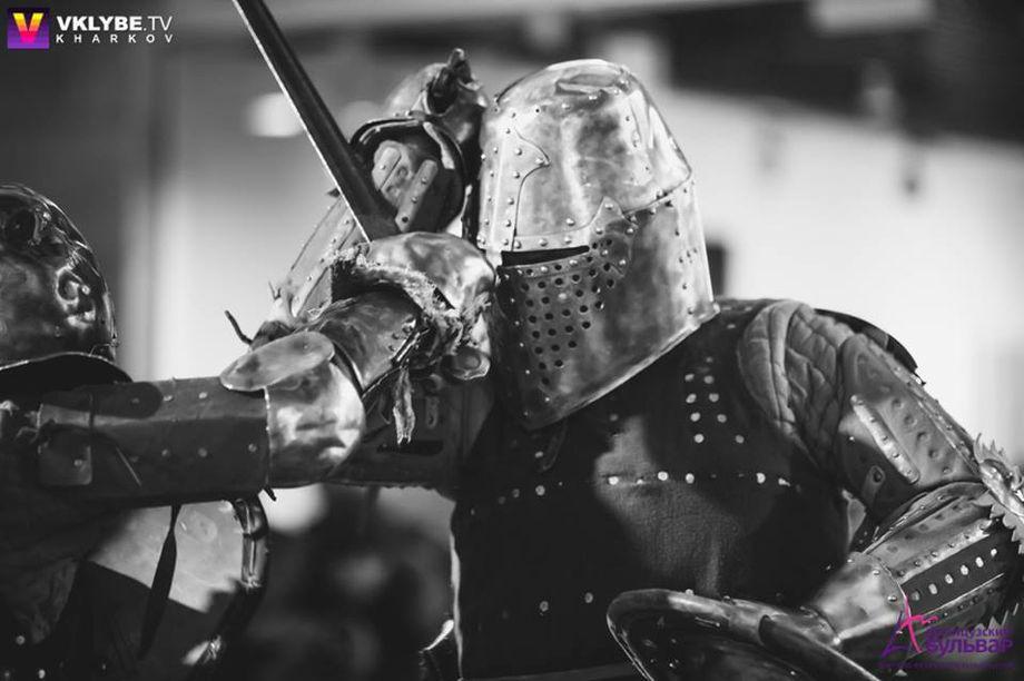 Рыцарь Шоу (Knights show) - Аниматор  - Харьков - Харьковская область photo