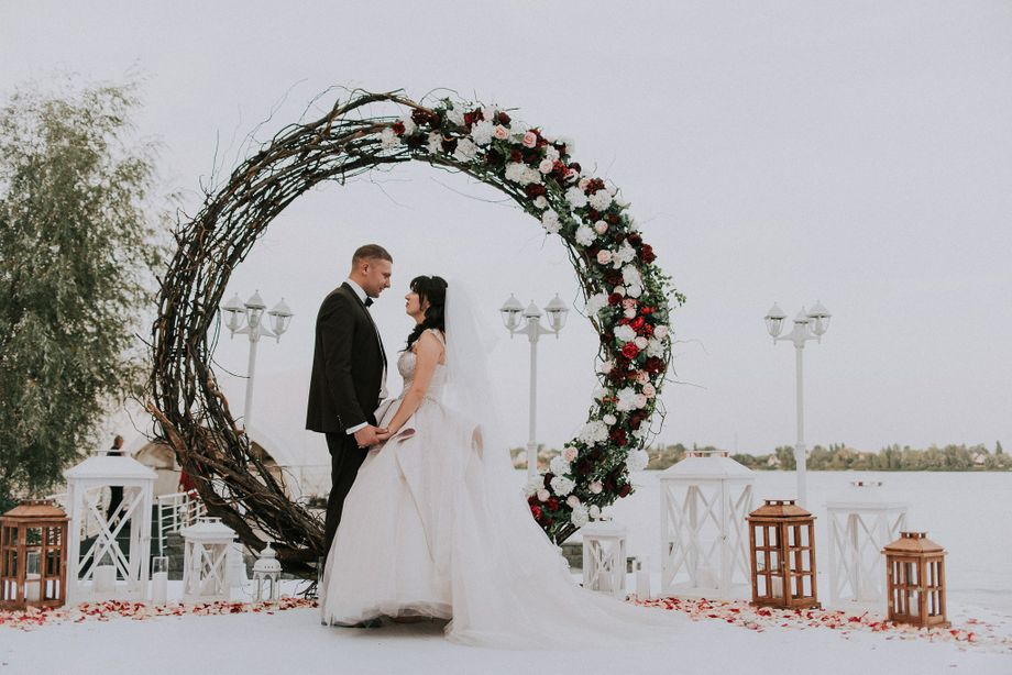 Сирень.Декор - Декорирование Свадебная флористика  - Киев - Киевская область photo