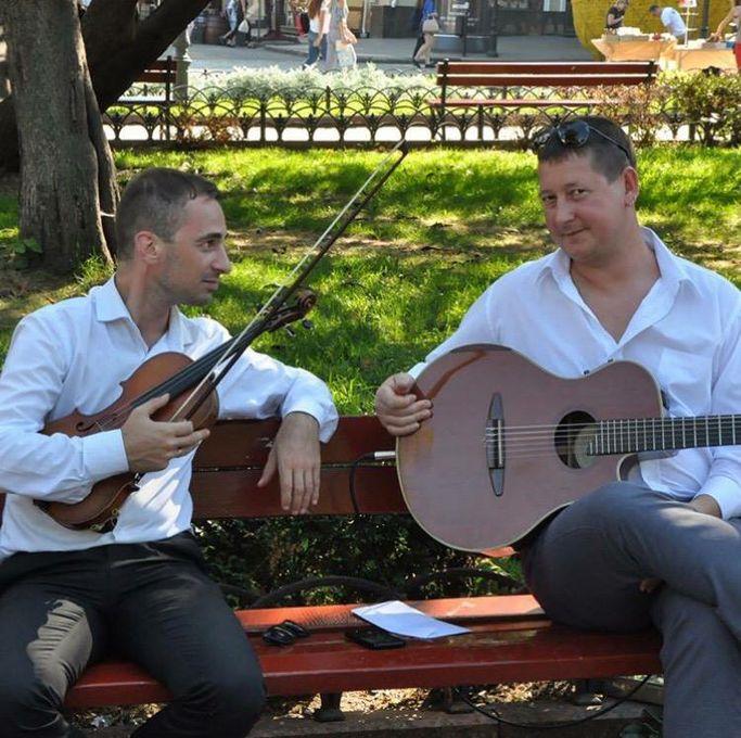 Георгий и Вова - Музыкальная группа Музыкант-инструменталист  - Одесса - Одесская область photo