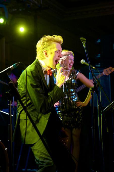 Оркестр Великого Гэтсби - Музыкальная группа  - Москва - Московская область photo