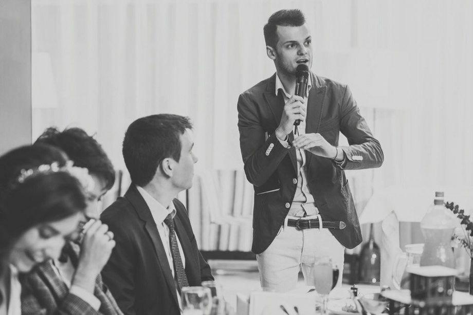 Максим Головань - Ведущий или тамада Комик Прокат звука и света  - Запорожье - Запорожская область photo