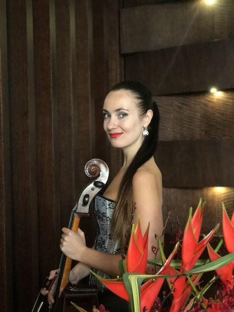 Нани Иваношвили - Музыкант-инструменталист , Одесса,  Виолончелист, Одесса