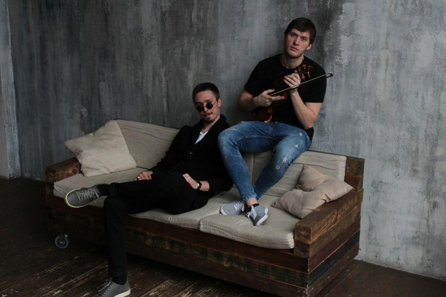 Кавер-дуэт Inception - Музыкальная группа Ансамбль Музыкант-инструменталист  - Москва - Московская область photo