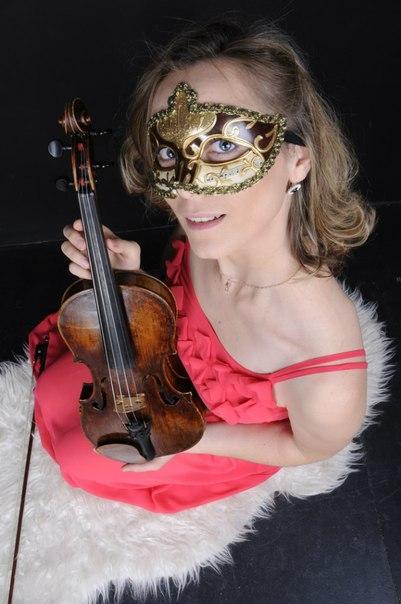 Кристина Скрипка Солнечная - Музыкант-инструменталист  - Москва - Московская область photo