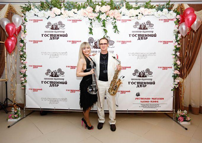 Sax&Voice - Музыкант-инструменталист Певец  - Киев - Киевская область photo