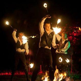 """Закажите выступление Огненно-пиротехническое шоу от арт-проекта """"BerCanA"""" на свое мероприятие в Киев"""