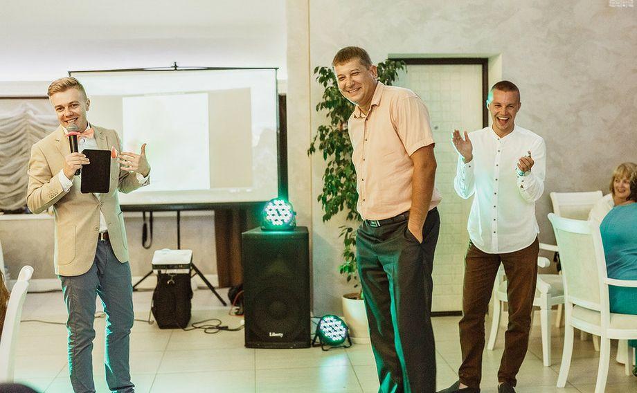 Павел Уздемиров - Ведущий или тамада Прокат звука и света  - Киев - Киевская область photo