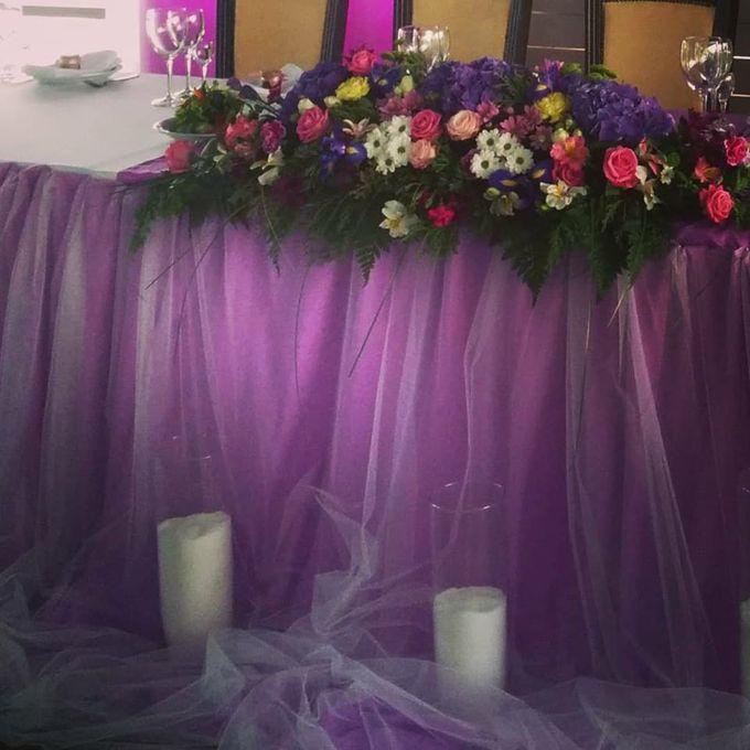 Hlopok - Декорирование Свадебная флористика Украшение шарами  - Киев - Киевская область photo