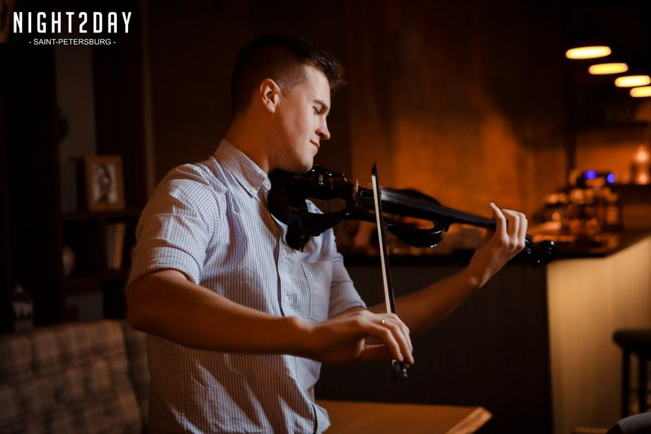 Роман Громов - Музыкант-инструменталист  - Санкт-Петербург - Санкт-Петербург photo