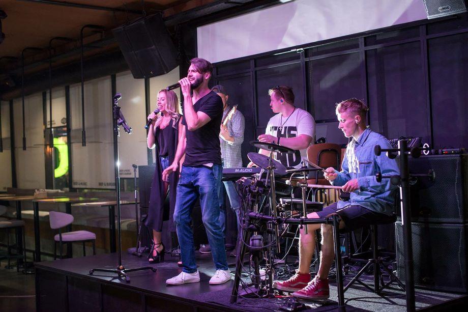 BreakingbandUA - Музыкальная группа Певец  - Киев - Киевская область photo