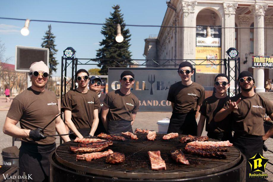Grill Band - Кейтеринг  - Киев - Киевская область photo