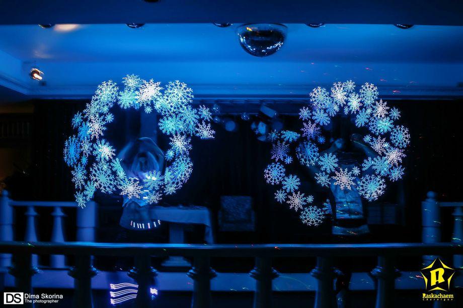 Starlight show (Светодиодное шоу) - Оригинальный жанр или шоу  - Киев - Киевская область photo