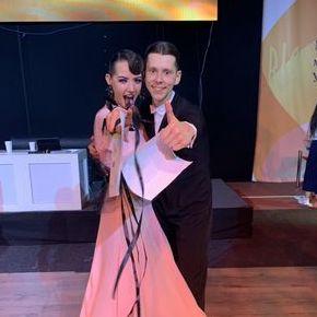 Алексей - Танцор , Киев,  Спортивные бальные танцы, Киев