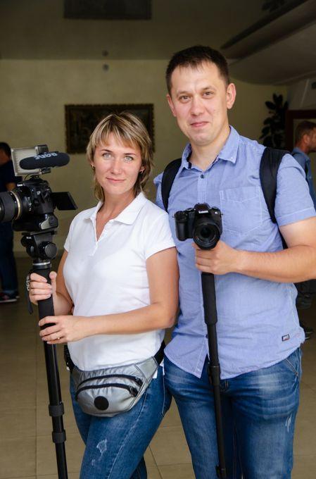Виталий - Видеооператор  - Приморск - Запорожская область photo