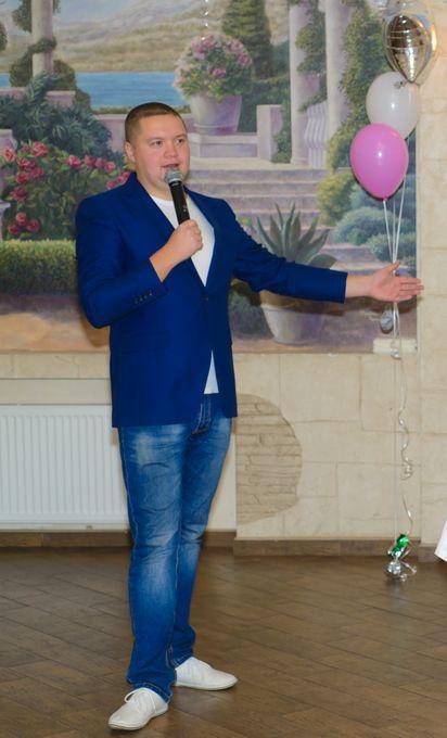 Дмитрий Леонов - Ведущий или тамада  - Кривой Рог - Днепропетровская область photo