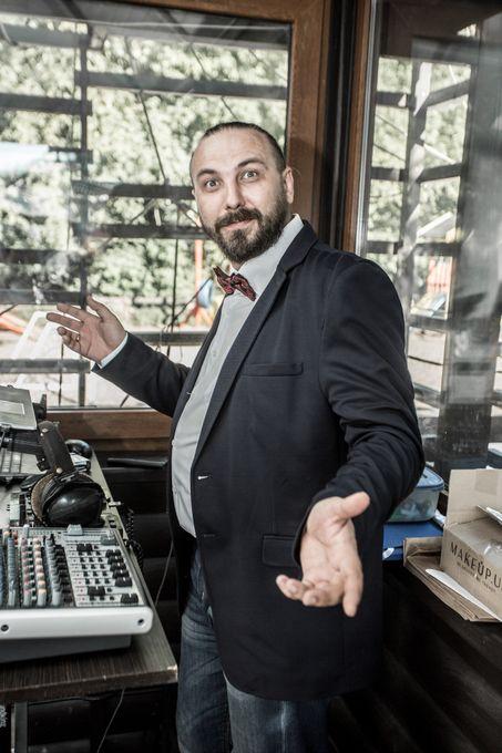 DJ Osya - Ди-джей  - Киев - Киевская область photo