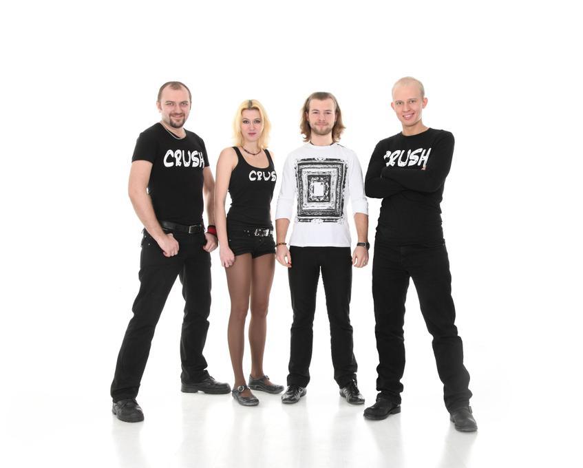 cover-band CRUSH - Музыкальная группа Ансамбль  -  -  photo