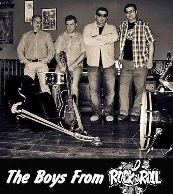 The Boys From Rock N Roll - Музыкальная группа  -  -  photo