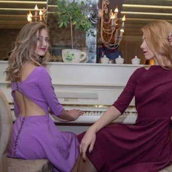 Anna&Christina - Музыкант-инструменталист , Киев, Певец , Киев,  Джаз певец, Киев Пианист, Киев