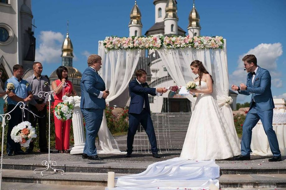Дуэт НеМАЧИ - Ведущий или тамада Комик  - Киев - Киевская область photo
