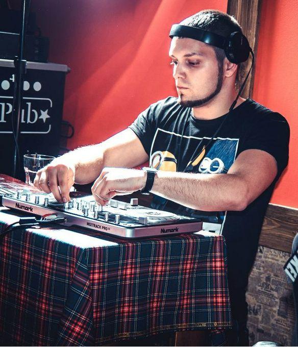 Dj.Rob-D - Музыкальная группа Ди-джей Прокат звука и света  - Одесса - Одесская область photo