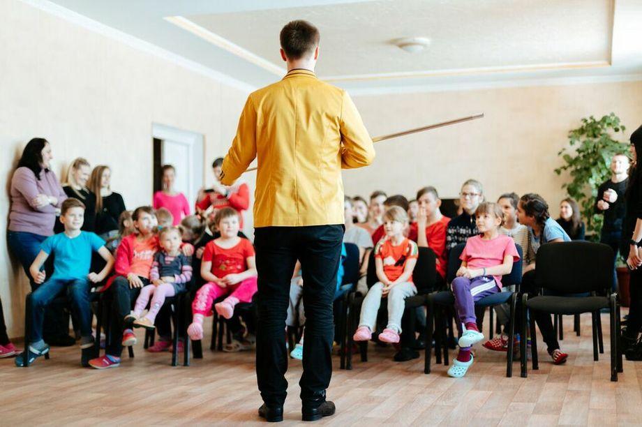 Дмитрий Чагин - Иллюзионист Фокусник  - Киев - Киевская область photo