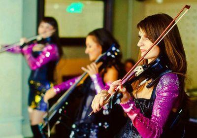Violin Group DOLLS - Ансамбль Музыкант-инструменталист  - Москва - Московская область photo