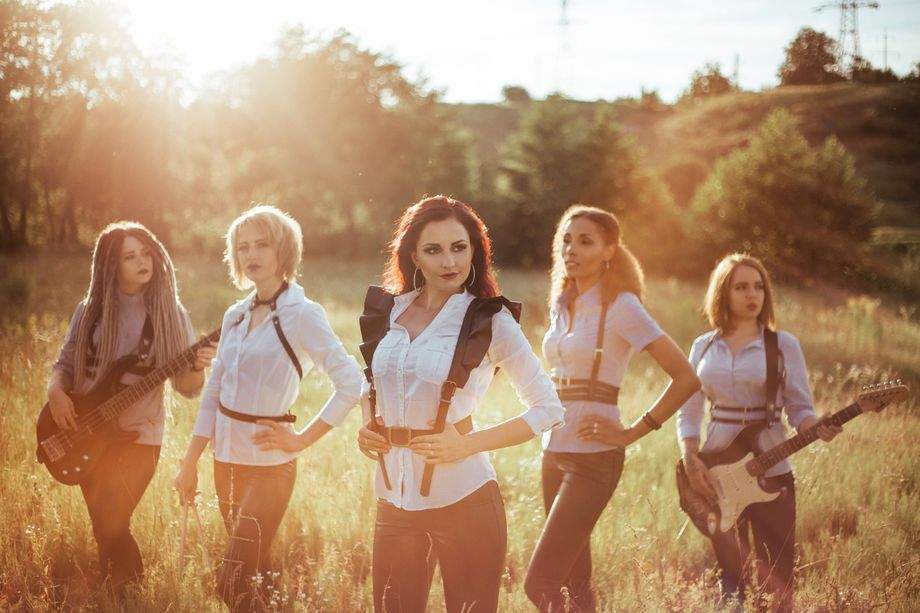 Angry Girls - Музыкальная группа Певец  - Винница - Винницкая область photo