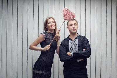 Дуэт ТВИКС - Оксана и Иван - Ведущий или тамада  - Киев - Киевская область photo