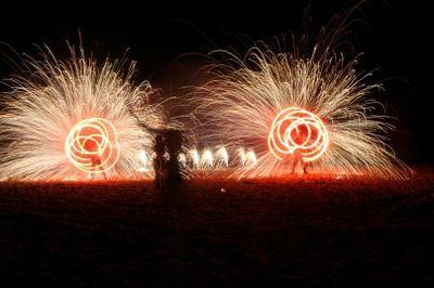 """Огненно-пиротехническое шоу от арт-проекта """"BerCanA"""" -  - Киев - Киевская область photo"""
