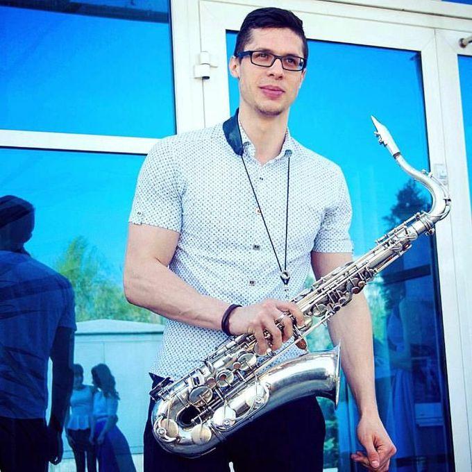 Макс Картинин - Музыкант-инструменталист  - Одесса - Одесская область photo