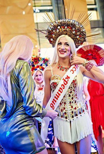Официальный пародист-двойник Оли Поляковой - Пародист  - Киев - Киевская область photo