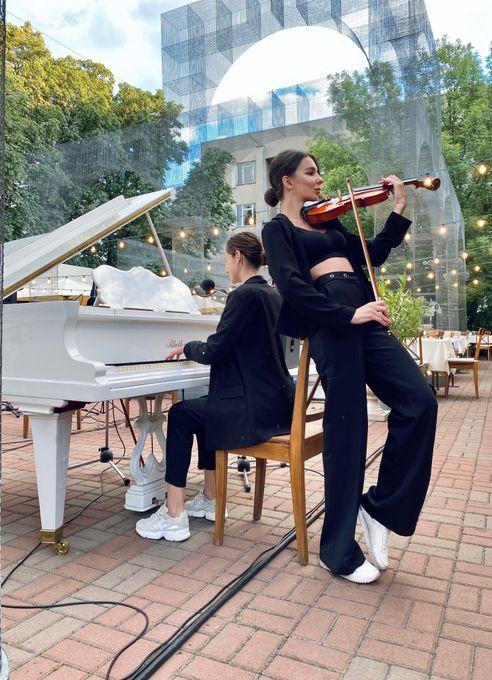 ViVo duo - Музыкальная группа Ансамбль Певец  - Киев - Киевская область photo