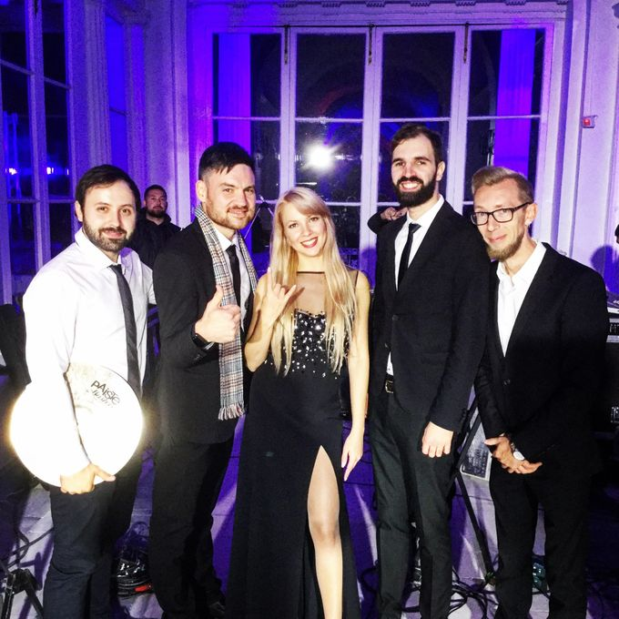 CoverZa - Музыкальная группа  - Санкт-Петербург - Санкт-Петербург photo