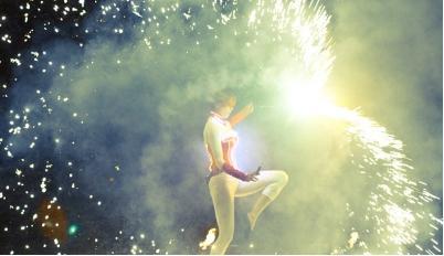 Вогняна містерія на Ваше Свято - Оригинальный жанр или шоу  - Львов - Львовская область photo